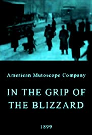 In the Grip of the Blizzard Poster
