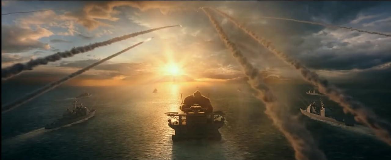 Review Phim Godzilla đại chiến Kong