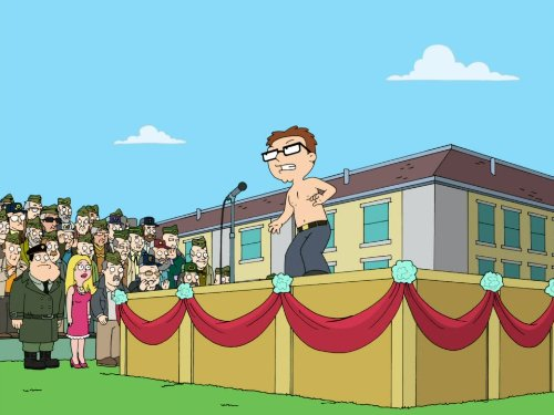 American Dad House 5