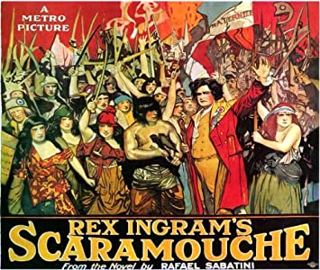 Watch free live tv movies Scaramouche by Rex Ingram [Mpeg]
