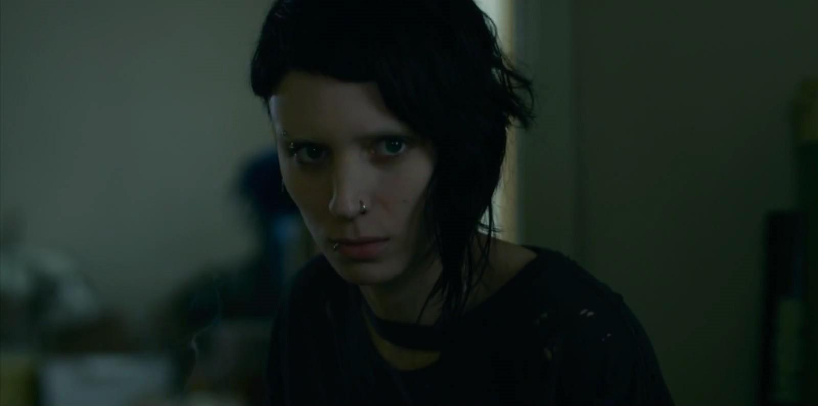 Lisbeth Salander - Rooney Mara