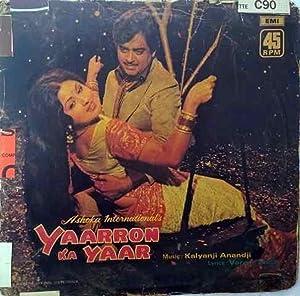 Yaaron Ka Yaar movie, song and  lyrics