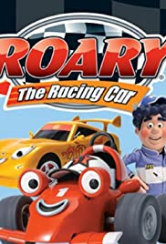 Roary the Racing Car Poster