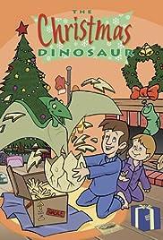 The Christmas Dinosaur Poster