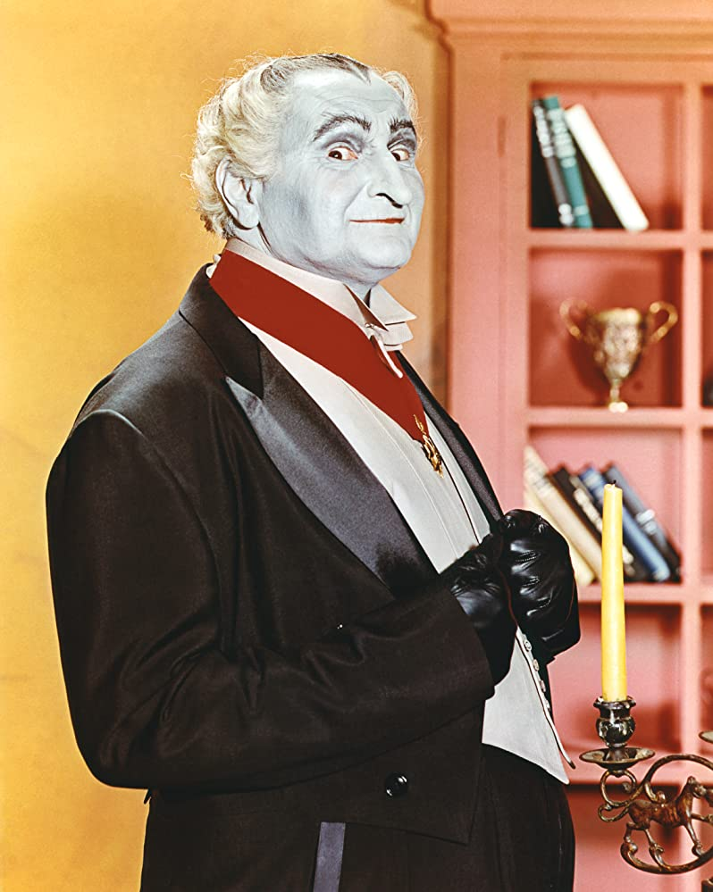 Al Lewis in The Munsters 1964