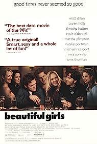 Mira Sorvino, Uma Thurman, Matt Dillon, and Timothy Hutton in Beautiful Girls (1996)