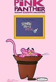 Spark Plug Pink Poster