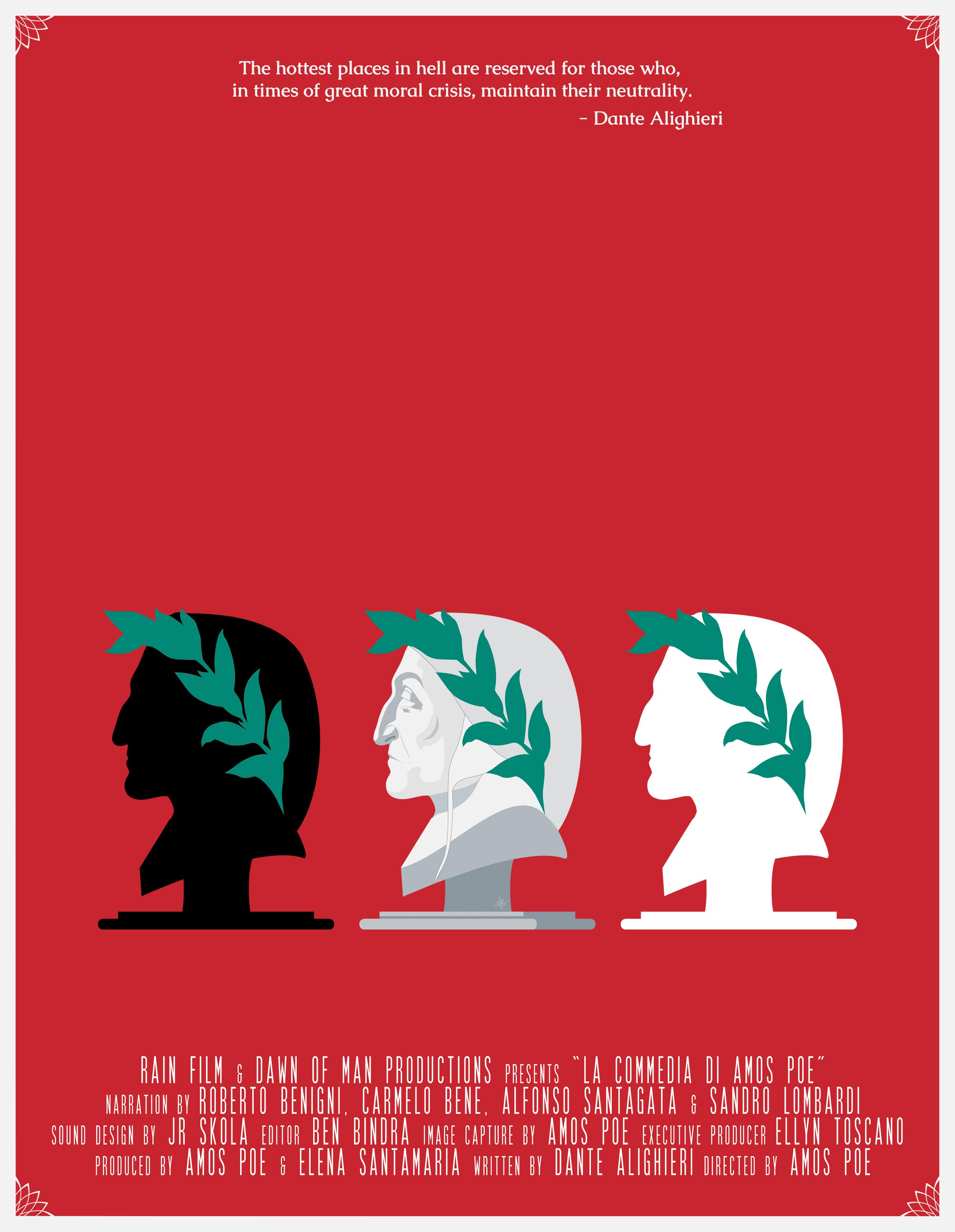 La commedia di Amos Poe (2010) - IMDb