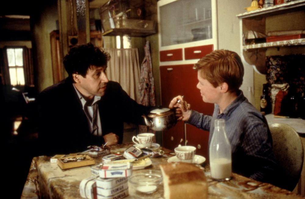 Stephen Rea and Eamonn Owens in The Butcher Boy (1997)