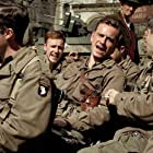 Rick Gomez, Robin Laing, Matthew Leitch, Michael Fassbender, and Matt Hickey in Band of Brothers (2001)