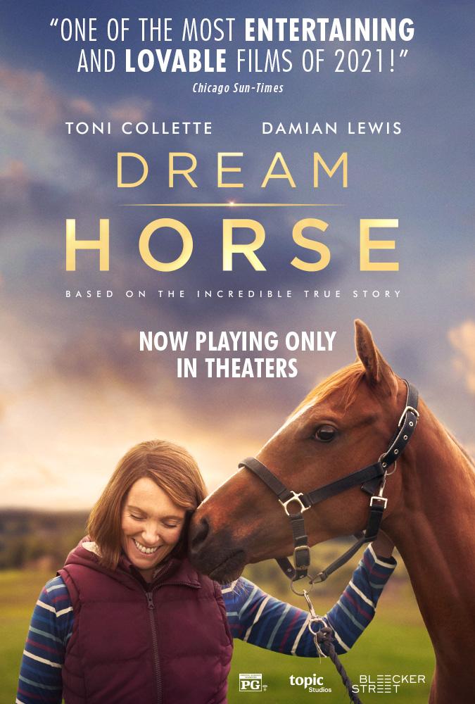 Dream Horse poster image