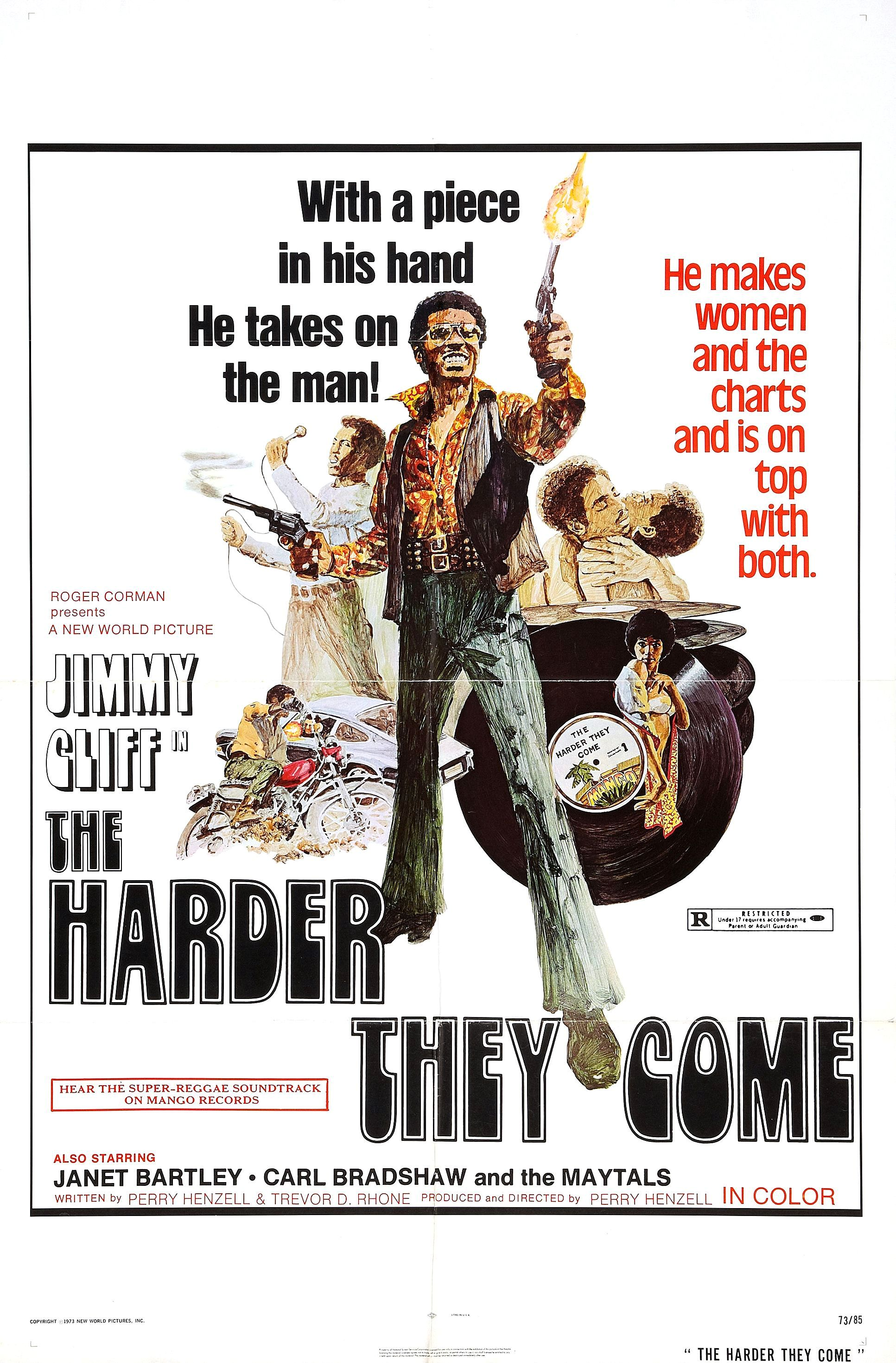 The Harder They Come (1972) - IMDb