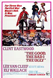 The Good, the Bad and the Ugly (1966)  Il buono, il brutto, il cattivo 720p