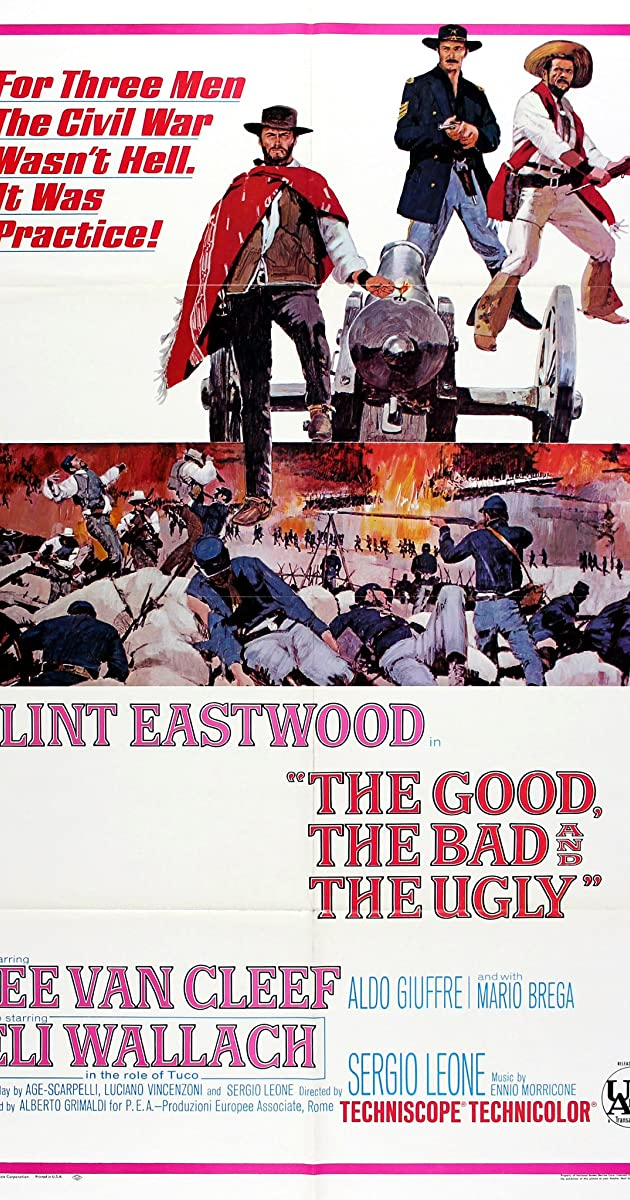The Good The Bad And The Ugly 1966 Imdb