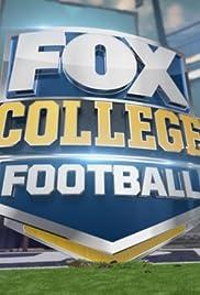 Fox College Football Poster