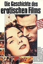 Die Geschichte des erotischen Films Poster