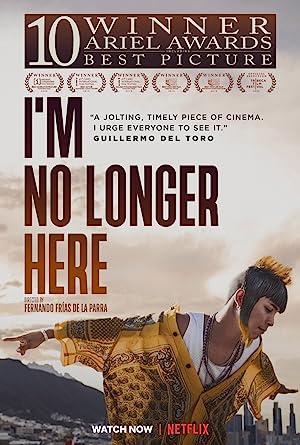 I'm No Longer Here