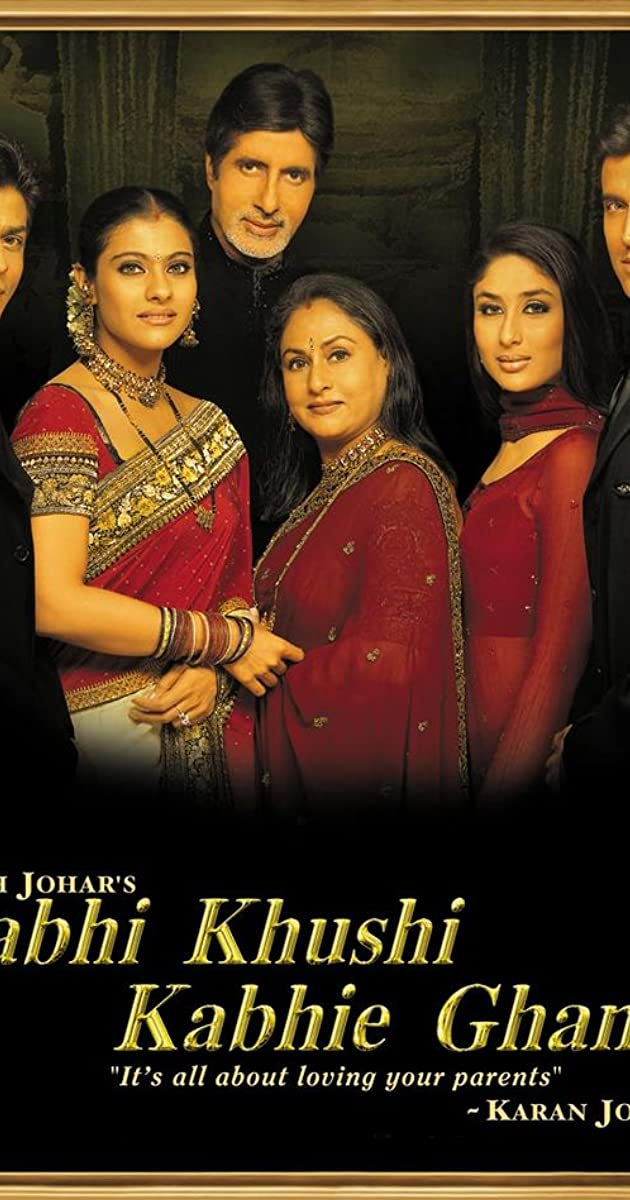 Free Download Kabhi Khushi Kabhie Gham Full Movie