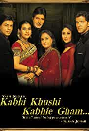 Kabhi Khushi Kabhie Gham (2001) HDRip Hindi Movie Watch Online Free