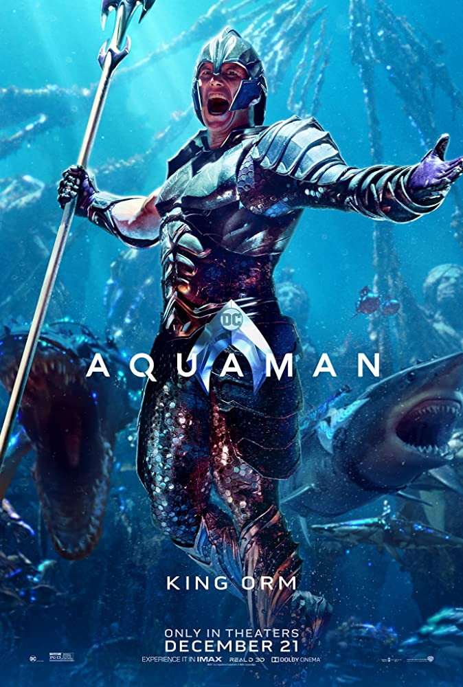 Aquaman 2018 Full Movie