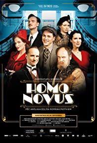 Primary photo for Homo Novus