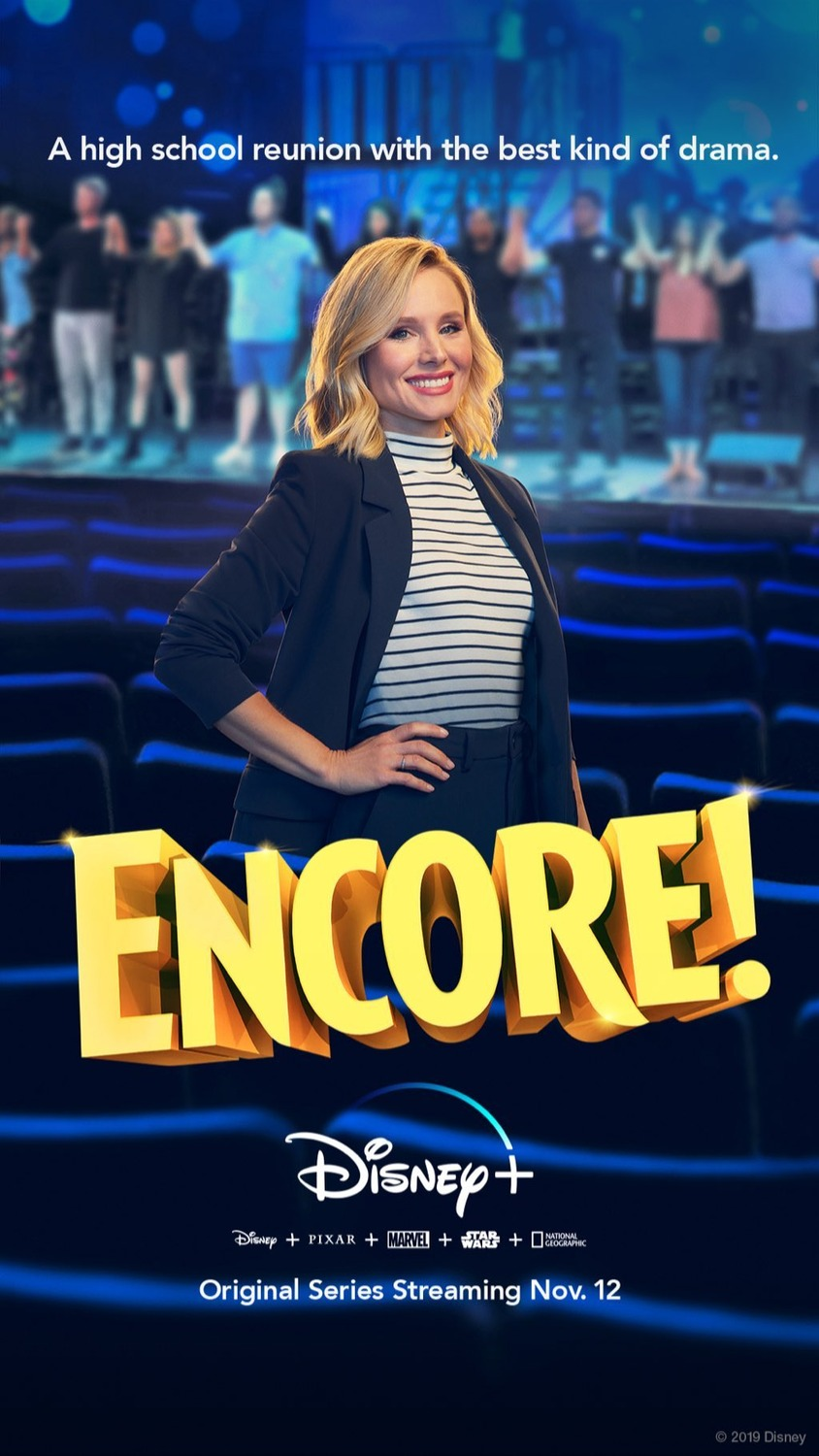 Image result for encore series