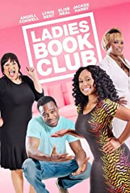 Elise Neal, Lyriq Bent, Angell Conwell, and Jackée Harry in Ladies Book Club (2016)