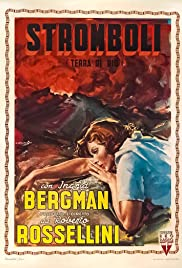 Stromboli (1950) Poster - Movie Forum, Cast, Reviews