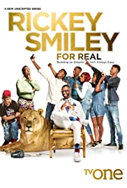 Rickey Smiley for Real Poster