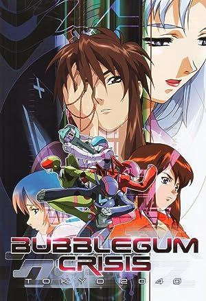 Where to stream Bubblegum Crisis: Tokyo 2040