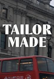 Tailor Made: London Poster