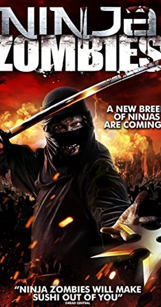 Ninja Zombies 2011 Imdb