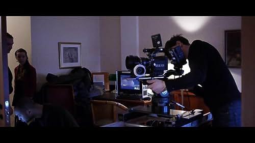 "Behind the scenes of ""Restrainer""."