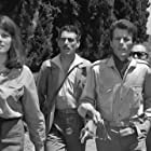 Petros Fyssoun, Haritini Karolou, and Byron Pallis in O adelfos Anna (1963)