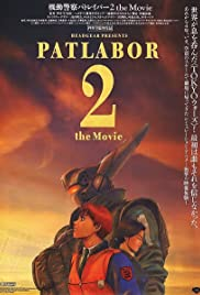 Kidô keisatsu patorebâ: The Movie 2 Poster
