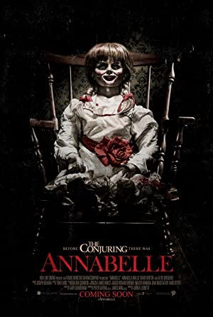 Download Annabelle (2014) Dual Audio {Hindi-English} Bluray 480p | 720p | 1080p