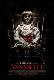 Annabelle | 300mb | 480p | English + Hindi | Bluray