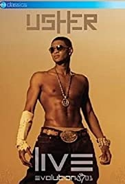 Usher Live Poster