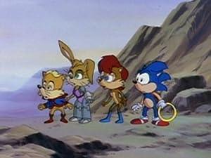 Jaleel White Sonic's Nightmare Movie