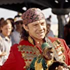 Harvey Keitel and Finster in Monkey Trouble (1994)