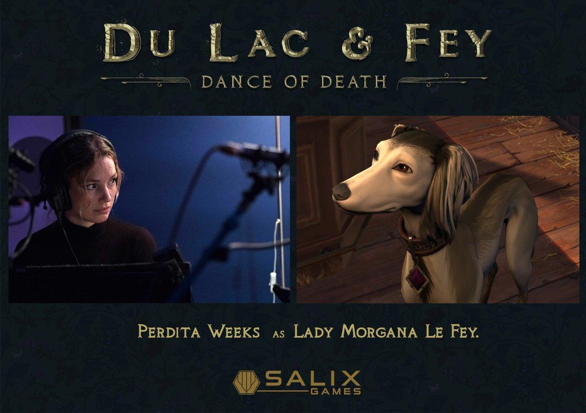 Perdita Weeks in Dance of Death: Du Lac & Fey (2019)