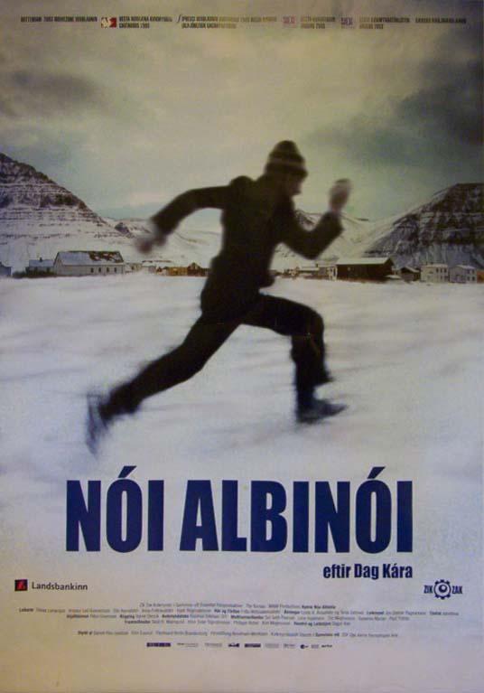 Tómas Lemarquis in Nói albinói (2003)