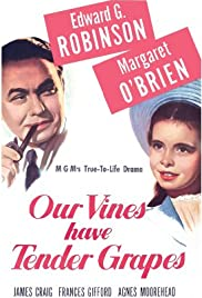 Our Vines Have Tender Grapes (1945) Poster - Movie Forum, Cast, Reviews