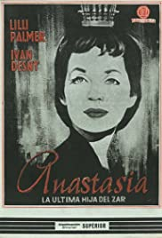 Anastasia: The Czar's Last Daughter Poster