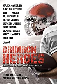 Primary photo for The Hill Chris Climbed: The Gridiron Heroes Story