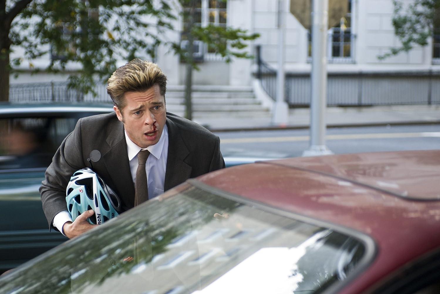 Brad Pitt in Burn After Reading (2008)