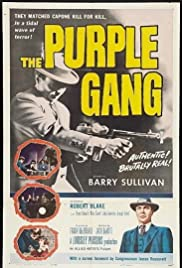 The Purple Gang(1959) Poster - Movie Forum, Cast, Reviews
