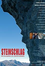 Steinschlag Poster