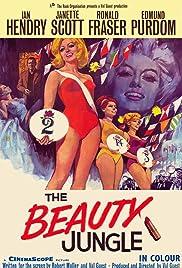 Contest Girl(1964) Poster - Movie Forum, Cast, Reviews