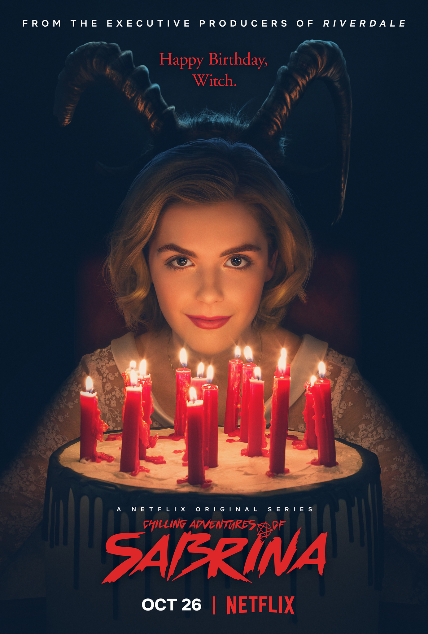 Image result for netflix chilling adventures of sabrina